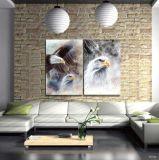 Pitture dipinte a mano personalizzate delle mattonelle di ceramica di modo