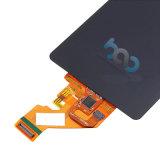 Premier écran tactile de vente d'étalage pour le mini panneau lcd de Sony Z1