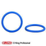 Silicone colorido 30 Shore Rubber O Ring Seal
