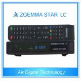 空気デジタルManufacured Zgemma星LCのLinux OS Enigma2完全な1080P新しい更新済DVB-C 1のチューナー