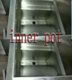 Fabricante chino del ingenio de la sartén de la presión del pollo Pfg-600 (ISO del CE)