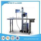 LCD de Machine van de Ets van de Laser van de Vezel van het Scherm van de Aanraking pedb-LCD 20W