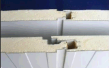 Pannelli a sandwich isolati unità di elaborazione superiori per la Camera prefabbricata/il materiale da costruzione