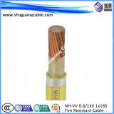Isolante basso di Voltage/PVC/cavo energia elettrica