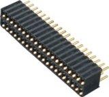 1.27 * 2.54 mm는 두 배 줄 줄 핀 커넥터 공급자를 골라낸다