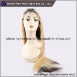 Parrucche della parte anteriore del merletto della parrucca dei capelli umani della Cina