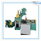 Y83-1800 Scrap Aluminium Press Metal Briquette Machine