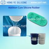 Borracha de silicone líquida para o molde do sabão