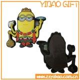 Aimant fait sur commande de réfrigérateur de PVC pour les cadeaux promotionnels (YB-FM-10)