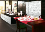 モジュラーMDFのホーム食器棚(直接作られる工場)