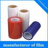 Film di materia plastica protettivo bianco e nero del PE
