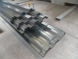 지면 Decking, 집 사용 합성 지면 강철 Decking, 금속 건축재료 지면 Decking 강철판