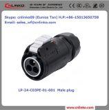 높은 Quality 3pin Power Connector 또는 Industry Power Connector