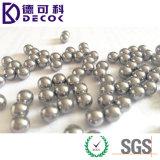 Las muestras gratis de fábrica de China de 0,4 mm - 100 mm de bola de cojinete 52100