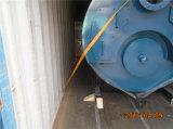 Chaudière à eau chaude à gaz au fuel de Wns de tube d'incendie de basse pression