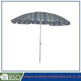 Parapluie de plage en acier amélioré d'inclinaison - Sy1804