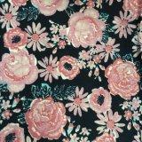 tela impresa franela 100%Cotton para Sleepwears y los pijamas