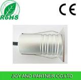 L'alto potere 3W impermeabilizza l'indicatore luminoso sotterraneo 220V (JP82311H) del giardino del LED