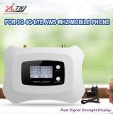 amplificateur cellulaire de signal du répéteur 1700MHz de signal de téléphone cellulaire de 70dBi 3G Lte 4G