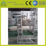 Выставка рекламируя ферменную конструкцию этапа болта винта оборудования алюминиевую