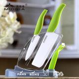 Productos promocionales Juego de cuchillos de cerámica y herramientas de cocina