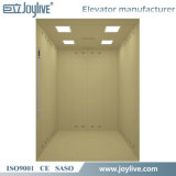 Levage médical d'ascenseur d'hôpital de Joylive 1600kg avec des matériaux d'acier inoxydable