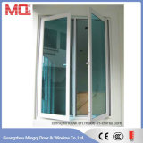 Puder-überzogenes Doppelverglasung-Aluminiumfenster in China