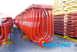 Tubo de acero retirado a frío SA210 para la caldera