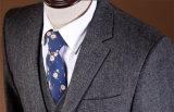 Amincir le procès en bonne santé d'hommes d'affaires de laines du gris 100%