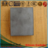 Plaque métallisée de carbure de silicium de réaction