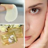 Máscara de ojo cristalina del colágeno de Pilaten antienvejecedora, Anti-Puffiness, círculo oscuro, arruga anti que hidrata