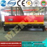 Heet! CNC QC12y-10X4000 de Scharen van de Straal Hydraulicswing