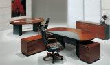 고전적인 디자인 빨간 호두 광택 있는 행정실 테이블 또는 책상 (NS-D016)