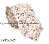 Cravate imprimée artisanale pour homme à nouveau produit fait à la main