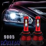 Neues bricht Entwurfs-rotes Gehäuse importierte hohe Leistung 48W 9005 Mini-LED Hauptlampe 5500K ab