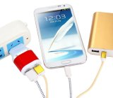 Neueste Us//EU Arbeitsweg-Aufladeeinheit mit Ausgabe 2100mA USB-2