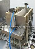 Remplissage de cuvette et machine en plastique automatiques de cachetage