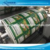 Печатная машина Flexo для крена к бумаге пленки крена