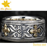 SSR-006 Fashion Metal Finger Ring para atacado