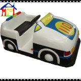 Desenhos animados que conduzem o carro para o parque de diversões que compete o jogo