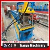 Roulis de lamelle de porte d'obturateur de laminage d'acier formant le prix de machine