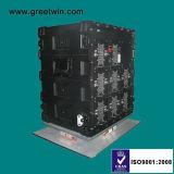 Jammer móvel do sinal do Dds das equipes de golpe (GW-3000VJD13)