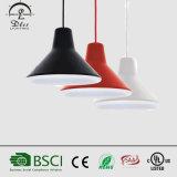 Светильник самомоднейшего освещения просто конструкции акриловый привесной для украшения столовой