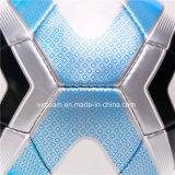 Sfere di calcio cucite manuali della tessile di qualità di Nfhs