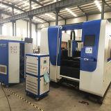 Автомат для резки лазера металла волокна плоския лист ткани CNC