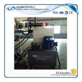 Рециркулированные пластичные зерна PVC делая машину из твиновской машины штрангпресса винта