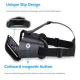 para el receptor de cabeza de la realidad virtual del rectángulo del engranaje 3D Vr del iPhone de Samsung