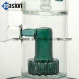Vaporizador de cristal del tabaco de tubo de agua que fuma (AY006)
