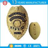 Nolvety Badges kundenspezifisches Überzug-Antike-Gold Großhandelsandenken