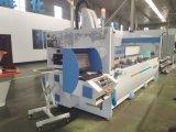 Оси ненесущей стены 4 профиля CNC центр алюминиевой подвергая механической обработке